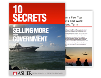 10 Secrets to Selling to Government Contractors
